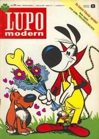 Cover Thumbnail for Lupo modern (Kauka Verlag, 1965 series) #v1#8