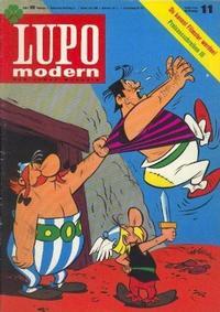 Cover Thumbnail for Lupo modern (Kauka Verlag, 1965 series) #v1#11