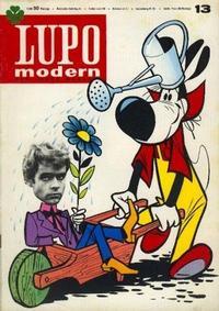 Cover Thumbnail for Lupo modern (Kauka Verlag, 1965 series) #v1#13