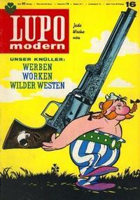 Cover Thumbnail for Lupo modern (Kauka Verlag, 1965 series) #v1#16