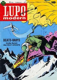 Cover Thumbnail for Lupo modern (Kauka Verlag, 1965 series) #v1#18