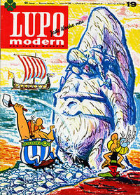 Cover Thumbnail for Lupo modern (Kauka Verlag, 1965 series) #v1#19