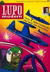 Cover Thumbnail for Lupo modern (Kauka Verlag, 1965 series) #v1#21