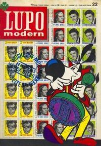 Cover Thumbnail for Lupo modern (Kauka Verlag, 1965 series) #v1#22