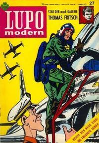 Cover Thumbnail for Lupo modern (Kauka Verlag, 1965 series) #v1#27