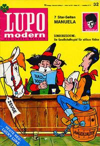 Cover Thumbnail for Lupo modern (Kauka Verlag, 1965 series) #v1#32