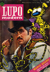 Cover Thumbnail for Lupo modern (Kauka Verlag, 1965 series) #v1#33
