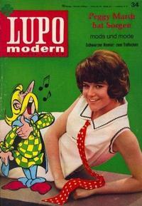 Cover Thumbnail for Lupo modern (Kauka Verlag, 1965 series) #v1#34