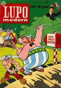 Cover Thumbnail for Lupo modern (Kauka Verlag, 1965 series) #v1#35
