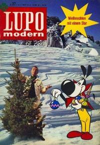 Cover Thumbnail for Lupo modern (Kauka Verlag, 1965 series) #v1#37