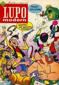 Cover Thumbnail for Lupo modern (Kauka Verlag, 1965 series) #v2#1