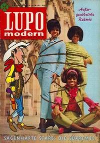 Cover Thumbnail for Lupo modern (Kauka Verlag, 1965 series) #v2#2