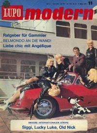Cover Thumbnail for Lupo modern (Kauka Verlag, 1965 series) #v2#11