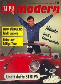 Cover Thumbnail for Lupo modern (Kauka Verlag, 1965 series) #v2#13