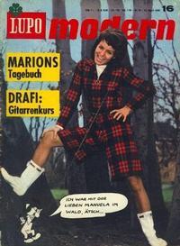 Cover Thumbnail for Lupo modern (Kauka Verlag, 1965 series) #v2#16