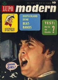 Cover Thumbnail for Lupo modern (Kauka Verlag, 1965 series) #v2#18
