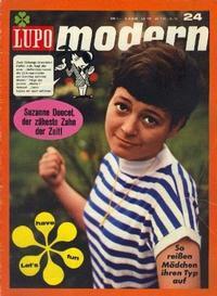 Cover Thumbnail for Lupo modern (Kauka Verlag, 1965 series) #v2#24