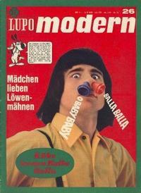 Cover Thumbnail for Lupo modern (Kauka Verlag, 1965 series) #v2#26