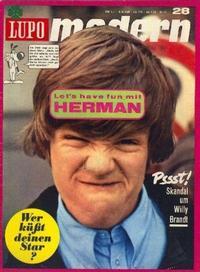 Cover Thumbnail for Lupo modern (Kauka Verlag, 1965 series) #v2#28
