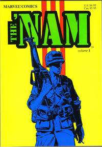 Cover Thumbnail for The 'Nam Trade Paperback (Marvel, 1987 series) #1