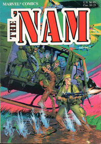 Cover for The 'Nam Trade Paperback (Marvel, 1987 series) #2