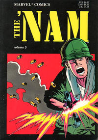 Cover Thumbnail for The 'Nam Trade Paperback (Marvel, 1987 series) #3