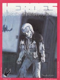 Cover Thumbnail for Heroes (Blackbird Comics, 1985 series) #3