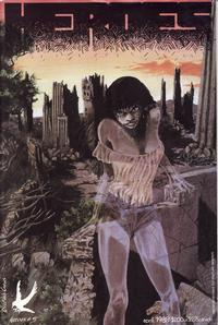 Cover for Heroes (Blackbird Comics, 1985 series) #5