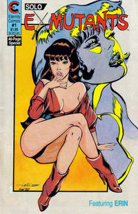 Cover Thumbnail for Solo Ex-Mutants (Eternity, 1988 series) #1