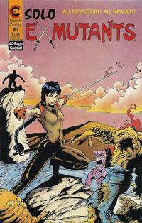 Cover Thumbnail for Solo Ex-Mutants (Malibu, 1988 series) #3
