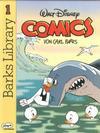 Cover for Barks Library (Egmont Ehapa, 1992 series) #1