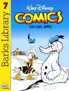 Cover for Barks Library (Egmont Ehapa, 1992 series) #7