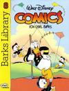 Cover for Barks Library (Egmont Ehapa, 1992 series) #8