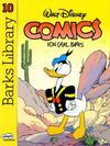 Cover for Barks Library (Egmont Ehapa, 1992 series) #10