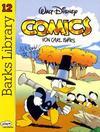 Cover for Barks Library (Egmont Ehapa, 1992 series) #12