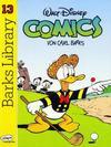 Cover for Barks Library (Egmont Ehapa, 1992 series) #13
