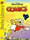 Cover for Barks Library (Egmont Ehapa, 1992 series) #17