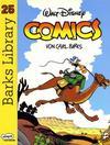Cover for Barks Library (Egmont Ehapa, 1992 series) #25