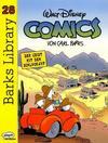 Cover for Barks Library (Egmont Ehapa, 1992 series) #28