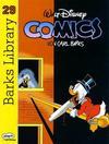 Cover for Barks Library (Egmont Ehapa, 1992 series) #29