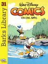 Cover for Barks Library (Egmont Ehapa, 1992 series) #31
