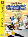 Cover for Barks Library (Egmont Ehapa, 1992 series) #32