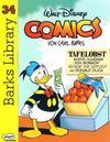 Cover for Barks Library (Egmont Ehapa, 1992 series) #34