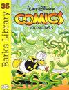 Cover for Barks Library (Egmont Ehapa, 1992 series) #35