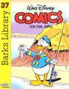 Cover for Barks Library (Egmont Ehapa, 1992 series) #37