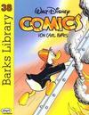Cover for Barks Library (Egmont Ehapa, 1992 series) #38