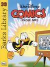 Cover for Barks Library (Egmont Ehapa, 1992 series) #39