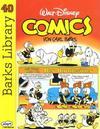 Cover for Barks Library (Egmont Ehapa, 1992 series) #40