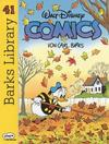 Cover for Barks Library (Egmont Ehapa, 1992 series) #41