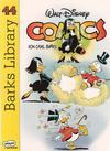 Cover for Barks Library (Egmont Ehapa, 1992 series) #44